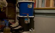 2 Bokashi buckets