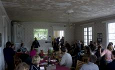 Permakulttuuri Nyt event at Annala Helsinki