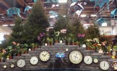 Kevätmessut garden Alice in Wonderland center piece